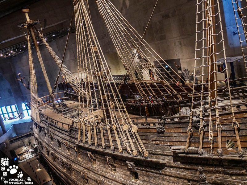 斯德哥爾摩 沉船博物館