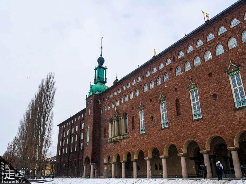 斯德哥爾摩 市政廳