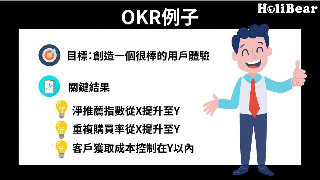 OKR例子