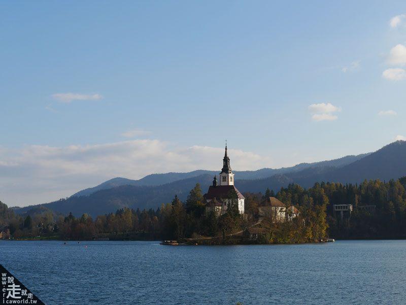 斯洛維尼亞 布萊德湖